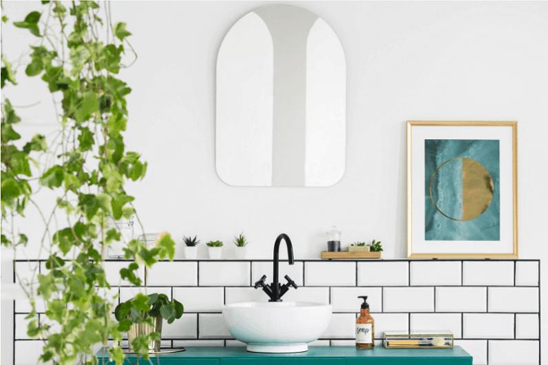 Mediterranean Bathroom Toronto