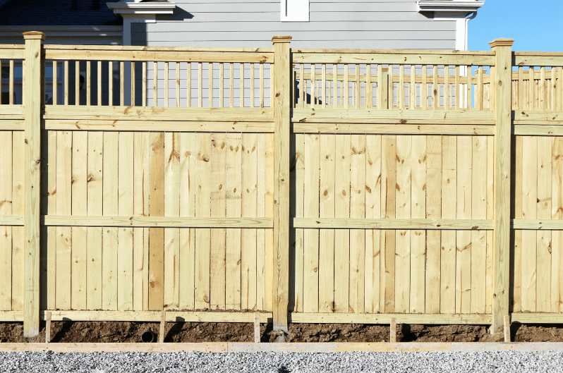 Privacy Fence Toronto1
